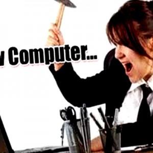 jadikan komputer laju hanya dengan notepad
