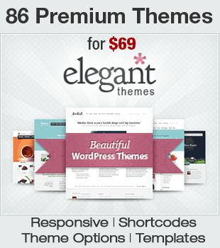 Elegant Themes Lifetime